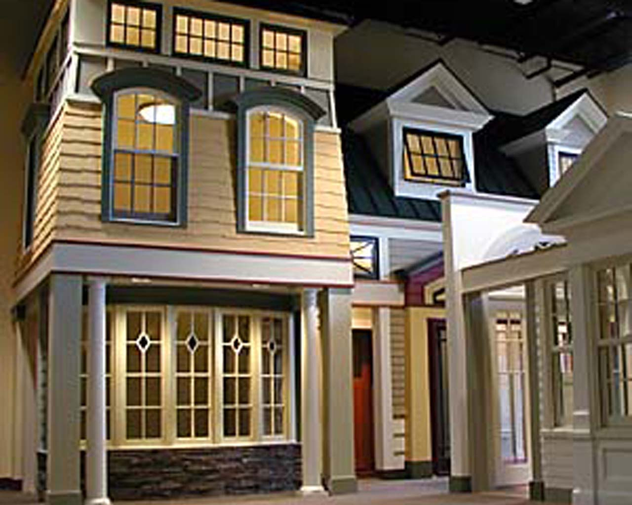 Marvin Windows Showroom