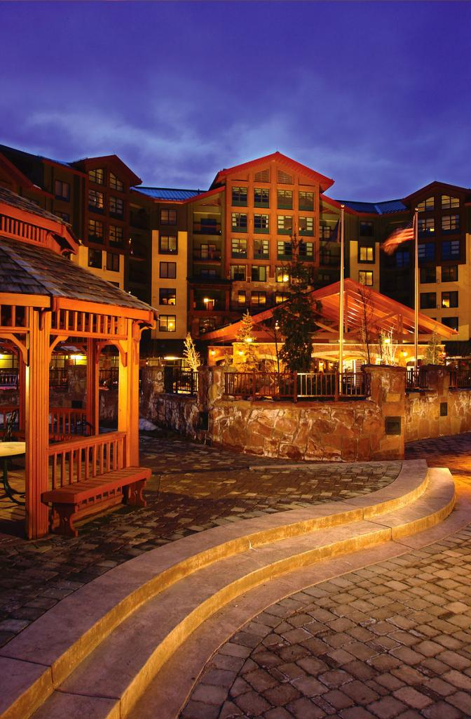 The Canyons Grand Summit Resort