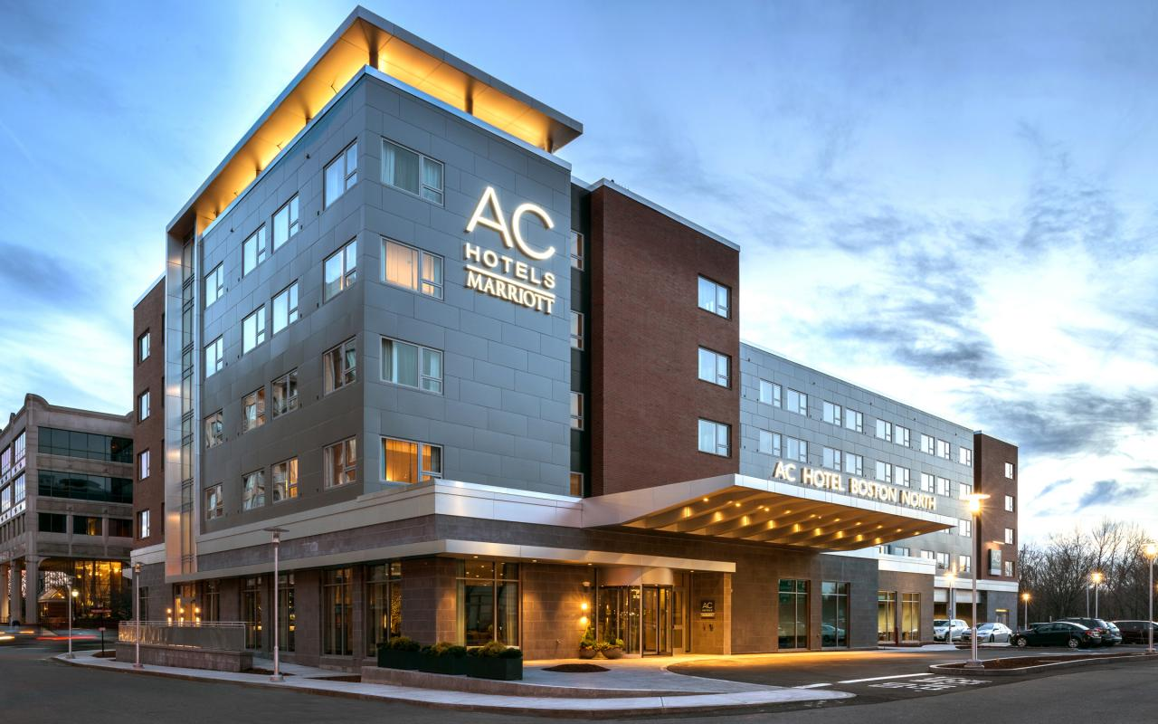 AC Hotel by Marriott Medford, MA