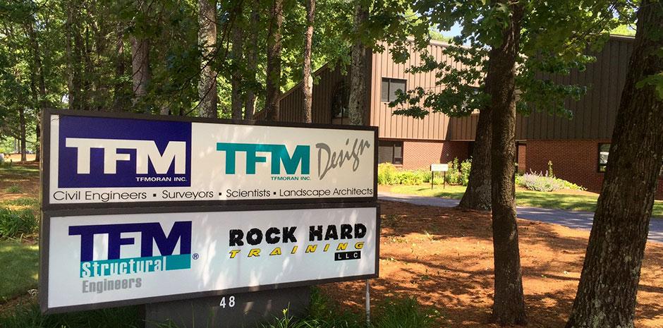 TFMoran, Inc. Headquarters - 48 Constitution Drive, Bedford, NH 03110   603-472-4488   www.tfmoran.com