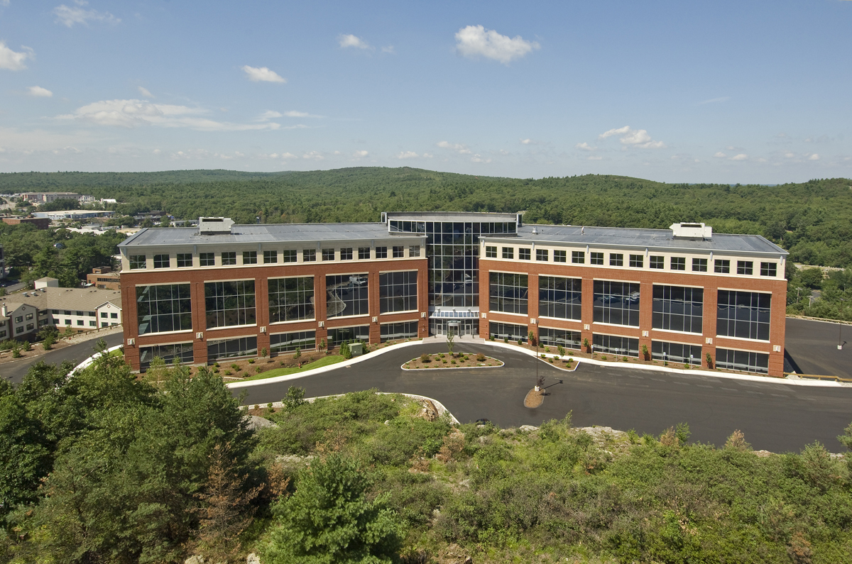 Braintree Hill Business Center Office Complex