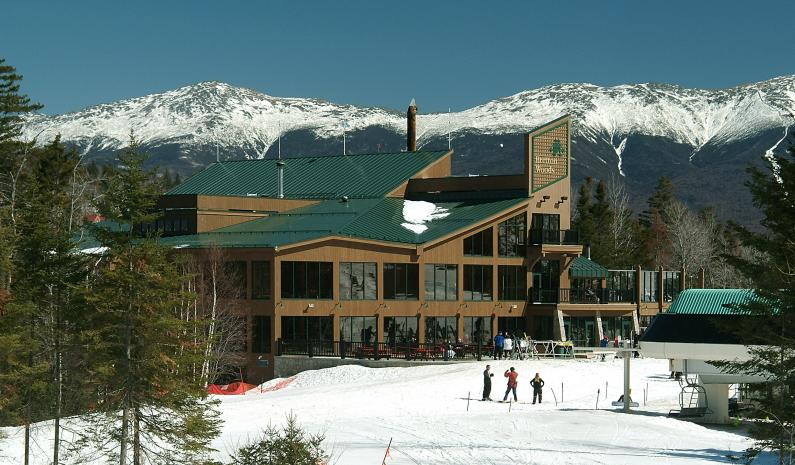 Bretton Woods Base Lodge