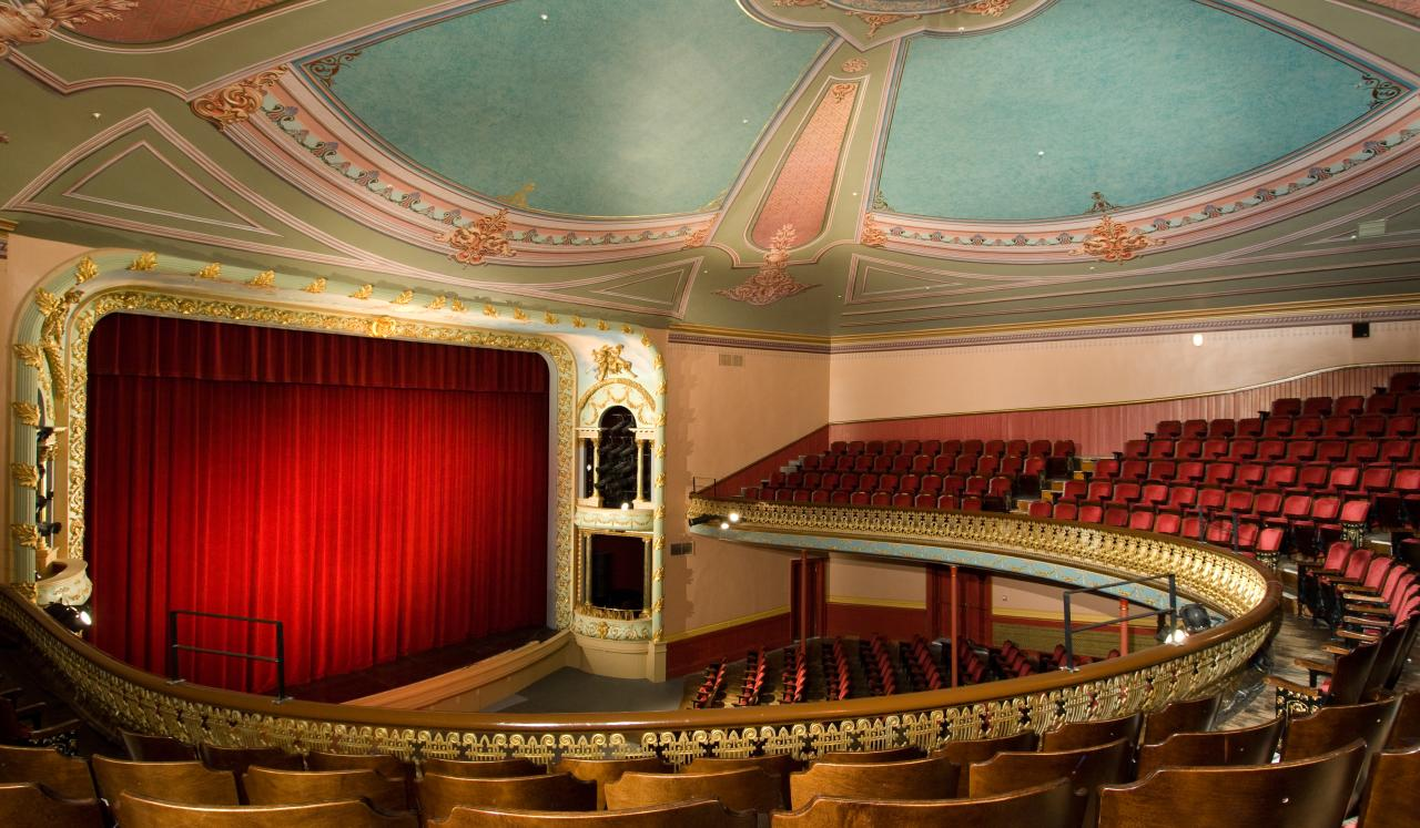 Historic Theatre Portsmouth NH