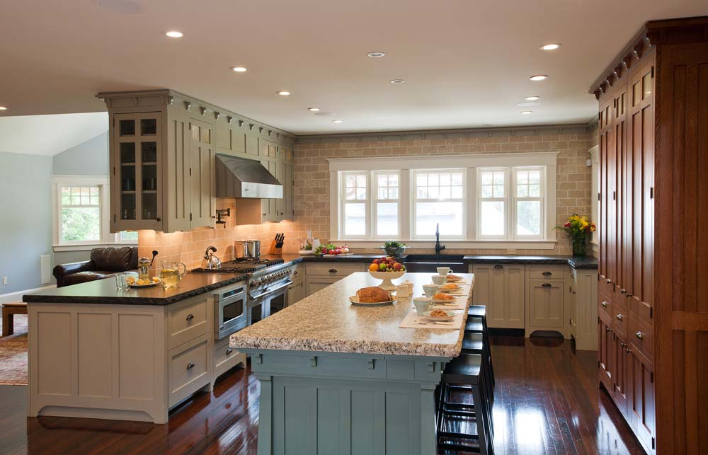 Arts & Crafts Designer Series by Crown Point Cabinetry