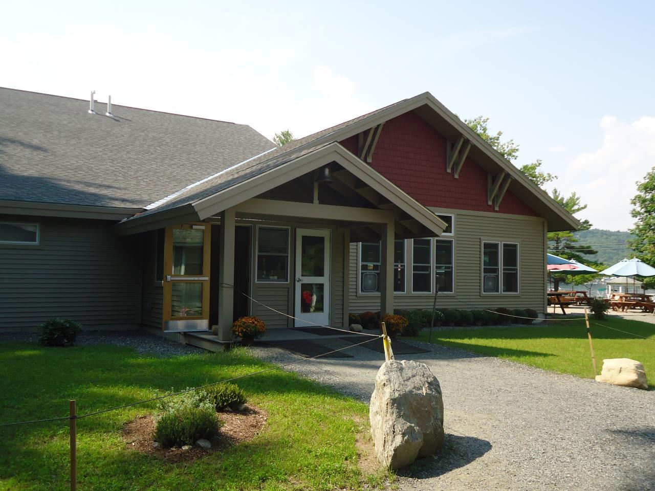 Summer Camp Dining Hall
