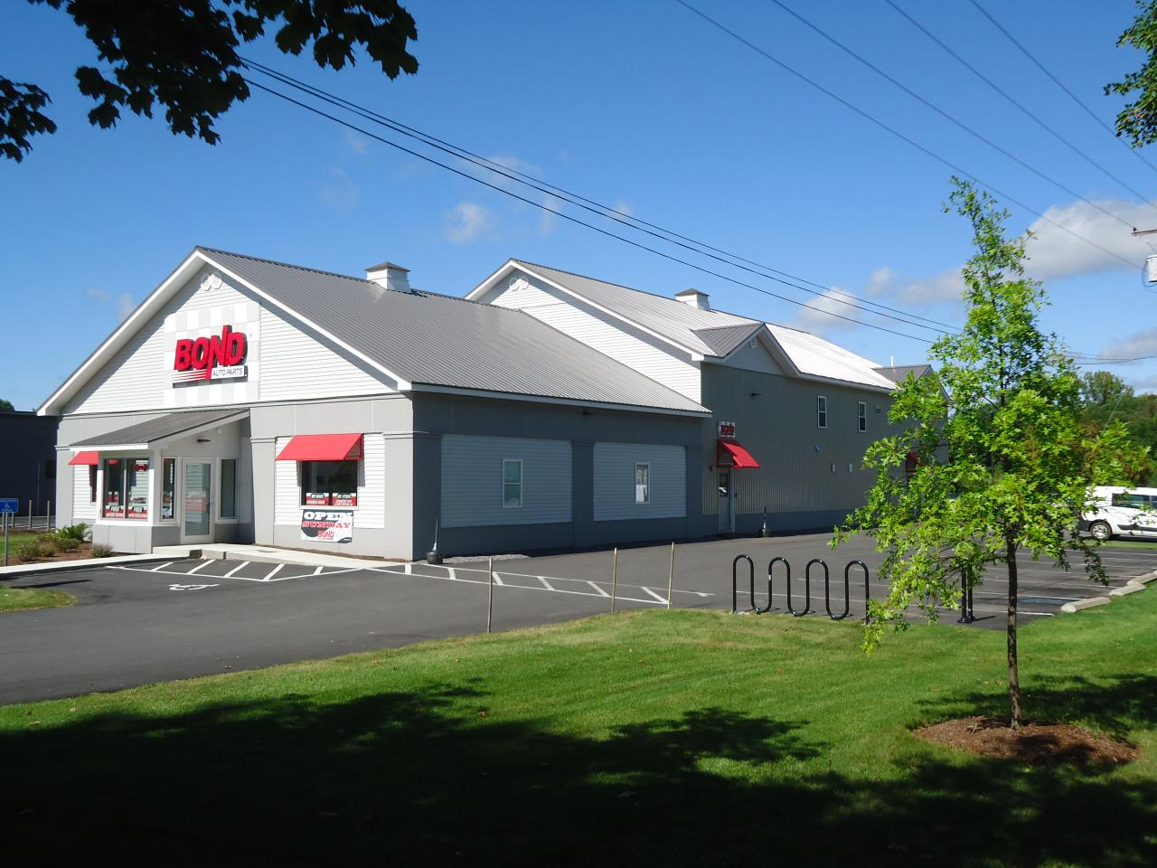 New Construction - Retail/Warehouse