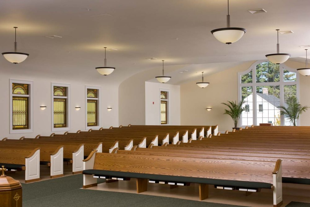 Gilford Community Church Sanctuary