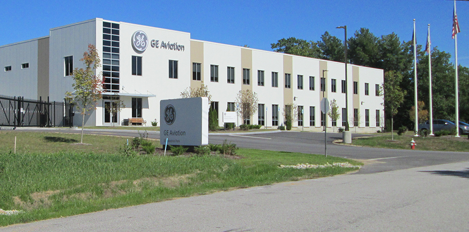 GE Aviation Plant Expansion - Hooksett, NH
