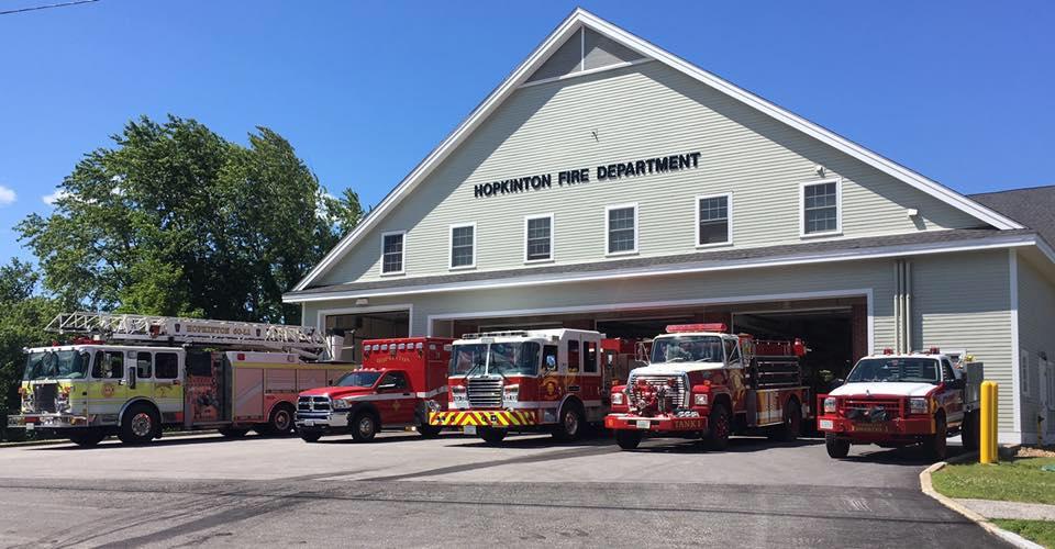 Hopkinton Fire Department, Hopkinton NH