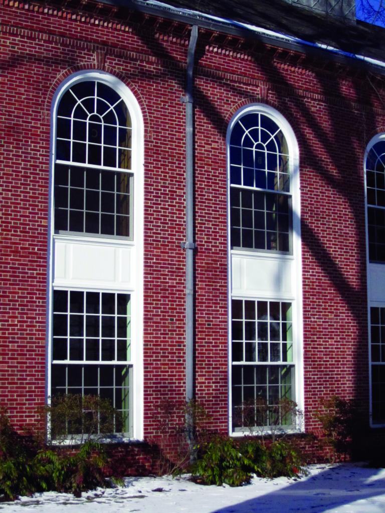 Hotchkiss School Edsel Ford Memorial Library Marvin Windows and Doors