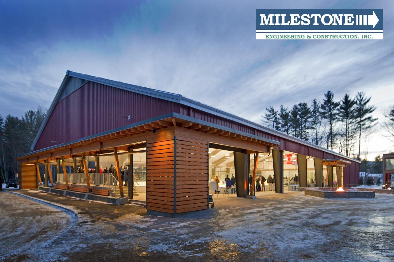 Holderness School Ice Rink