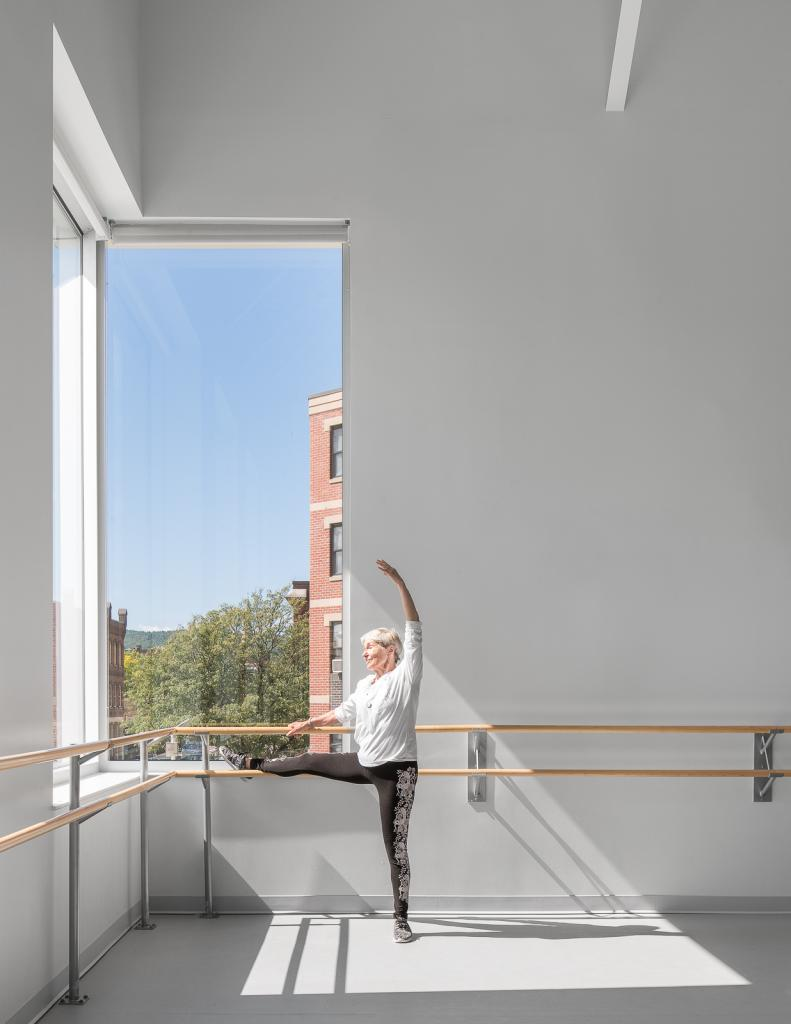 New Hampshire Architecture Photography of MoCo Arts