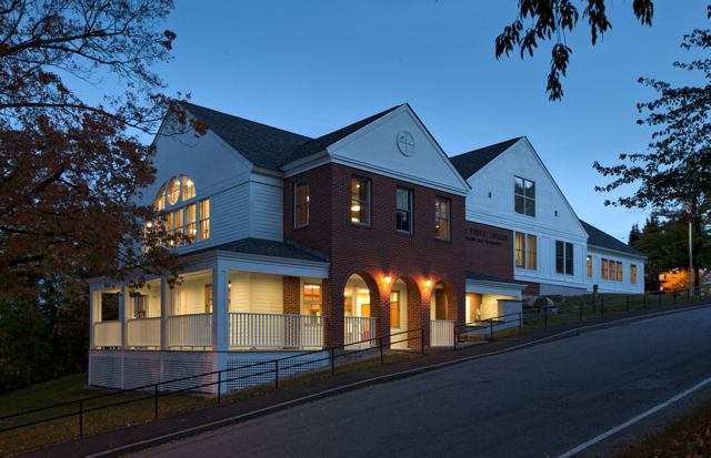 Pease Library Renovation and Addition - Plymouth, NH