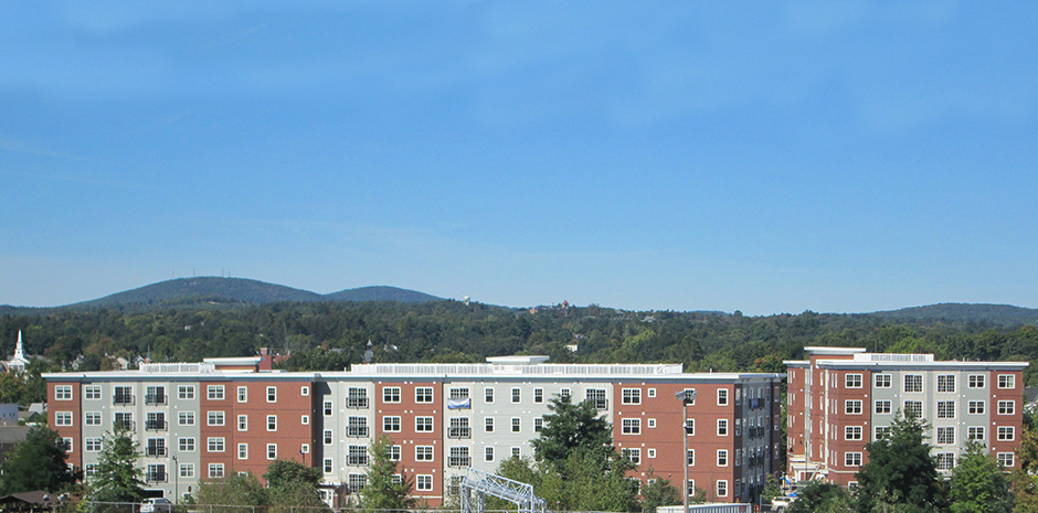 Residences at Riverwalk - Manchester, NH