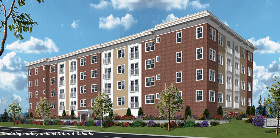 Residences at Sundial, Manchester, NH