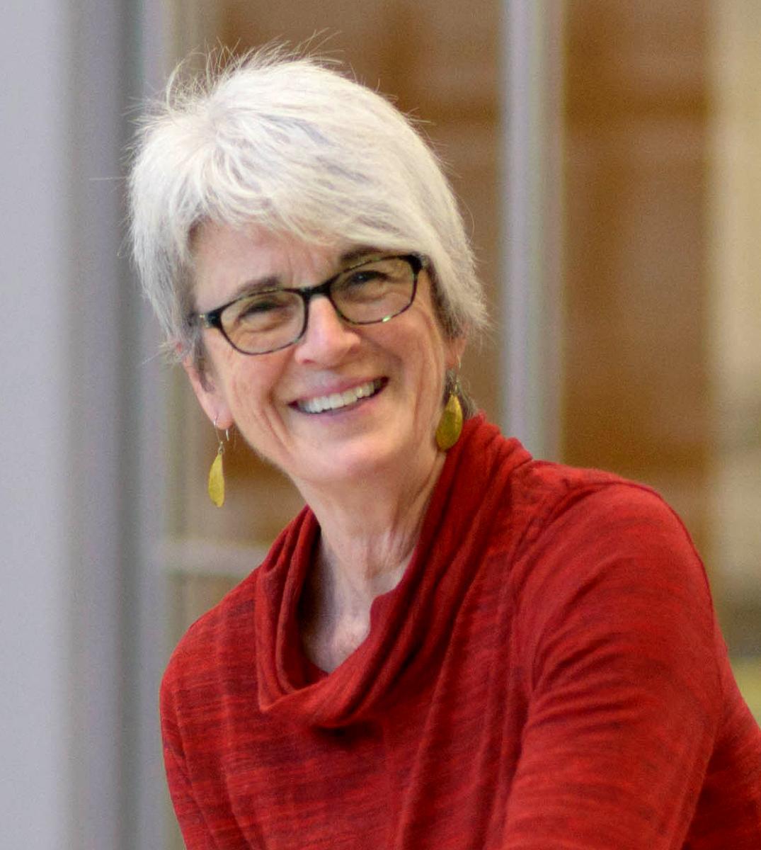 Carolyn Isaak, Hon. AIA (photo: John Hession)