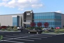 Rendering of Ohio Production Facility by Pixate Creative, NH