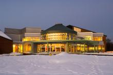 New Hampshire Technical Institute Student Center
