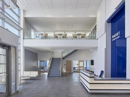 Merit Award: Atrium Medical Center, Hudson, NH. Photo: Siri Blanchette, Blide Dog Photo Associates