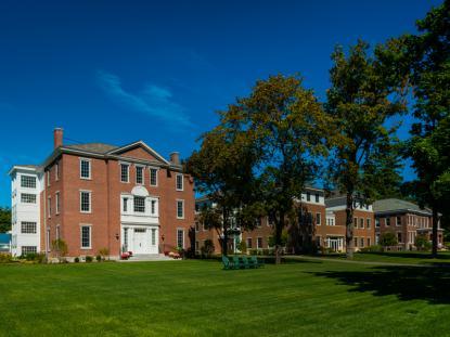 Honorable Mention: Meservy Hall, New Hampton School