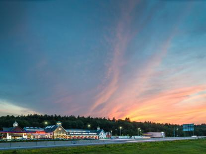 People's Choice Award: NH Welcome Center