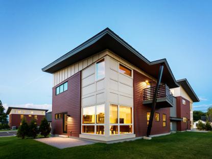 Merit Award: Hyder Court Housing