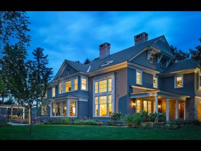 Citation Award: Hanover Residence, Hanover, NH Photo: Westphalen Photography