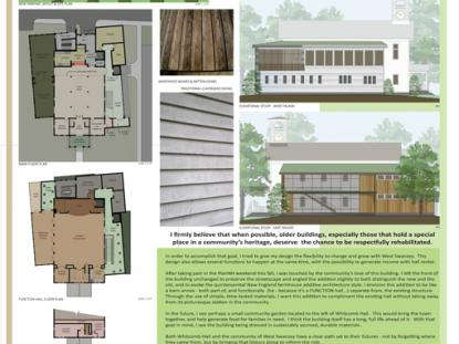 2nd Place: Jennifer Hegarty Assoc. AIA, Litchfield, NH