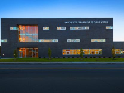 2013 AIANH Honor Award: Manchester DPW Admin Bldg